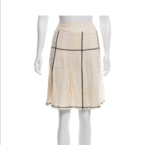 Chanel tweed skirt size S